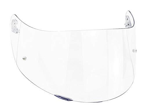 Visiera Casco AGV K3 Sv K1 K5 K5s S4-Sv Horizon Stealth-Sv Skyline Strada Numo Aftermarket Oro Blu Specchio Arcobaleno Trasparente Fume GT-2 (Trasparente)