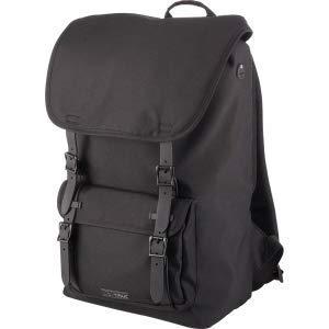 Lightpak Rucksack Rider 280x470x160mm 600D Polyester schwarz