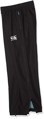 Canterbury of New Zealand Kid's Tapered Cuff Woven Pant, Black, Size 14