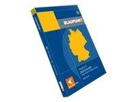 Tele Atlas Blaupunkt Travelpilot Navigations CD Deutschland 2008/2009 DX + Major Roads of Europe