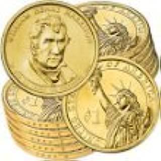 1841 william henry harrison dollar coin