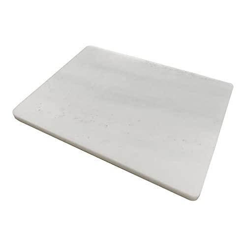 大理石 ペットマット ペット 冷感 ひんやりボード マット 涼しい 40×30cm 天然大理石 角丸 省エネ