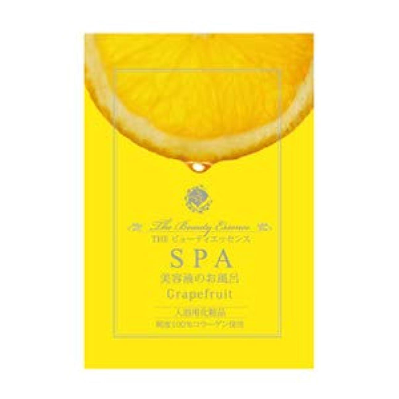 眉をひそめる内向き塗抹ビューティエッセンスSPA グレープフルーツ 50g(入浴剤)
