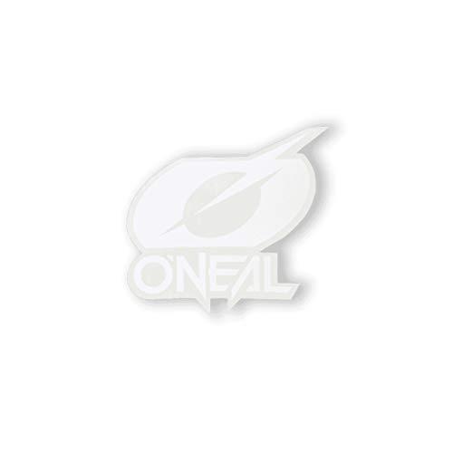 O'Neal Aufkleber Rider Logo & Icon, 10 Stück, Weiß, 5015C-10
