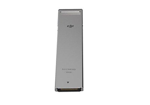 DJI CP.BX.000175 Inspire 2-CINESSD 120GB SSD (SP01) Silber