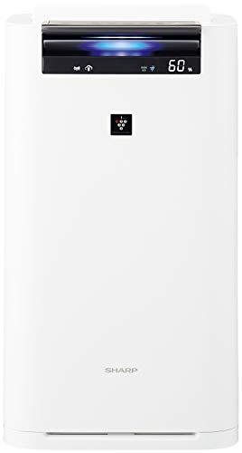シャープ加湿空気清浄機プラズマクラスター25000ハイグレード16畳/空気清浄31畳2018年モデルホワイトKI-JS70-W