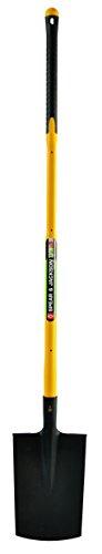 Spear & Jackson 81816 Bêche senlis 28 cm avec manche trimatière pomme 110 cm