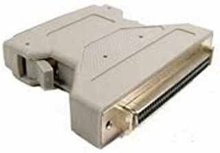 Cables Unlimited SCS-3850 SCSI3 HDB50M to HDB68F Adapter (1 Inch, Beige)