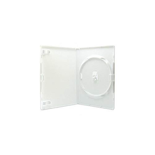 Boitier de remplacement CD/DVD pour jeux Wii consoles Blanc