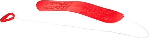 Sport Otto Plastik Schlitten Slideboard (Uni||rot | ROO)