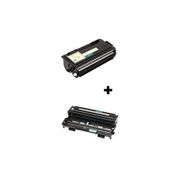 Black,1 Drum USA Advantage Compatible Drum Unit Replacement for Brother DR400 DR-400 for Use with MFC-8600