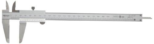 Mitutoyo 530–123–Calibre Vernier, 0Mm-200mm gama, 0,03mm Exactitud