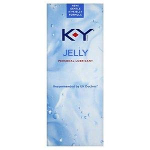 KY Jelly Personal Lubricant 50ml x 2 Packs by K-Y