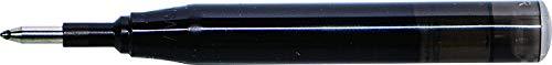 Sheaffer Rollerball Ion - Recambio de tinta para bolígrafo, color negro