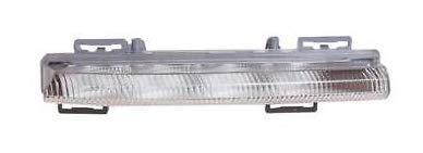 1Stück rechts oder links New Clear LED Tagfahrlicht LED Nebel Lampe für CClass/eclass, W204W2122011–20132049068900/2049069000