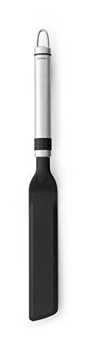 Brabantia 363740 - Paleta de Corte, Acero y Nylon, Color Gris y Negro