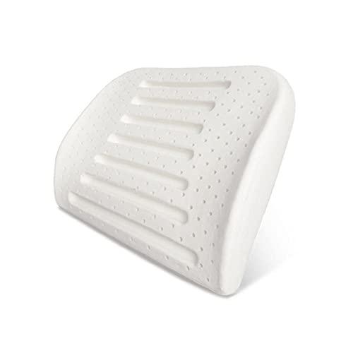 Almohada de látex Natural Cervical Piel de la Columna de la Espuma de la Espuma de la Espuma cómoda CERVICA CERVICA Cabeza DE LA Cabeza Cómoda-Almohada