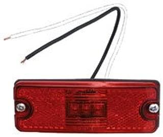 Truck-lite 81176 Led 18-series Sealed Led Lamp #18011r, 10-30 V, Red