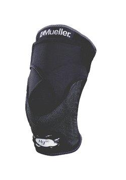 Mueller Kniebandage mit Kevlargewebe L54363, schwarz