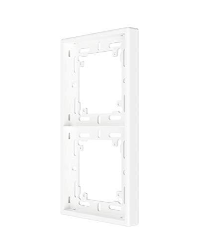 Samotech® Lichtschalter-Abdeckung für Philips Hue Dimmer (SM217)