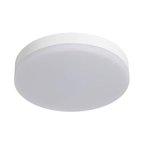 Sûlion LED plafondlamp met IP44 wit