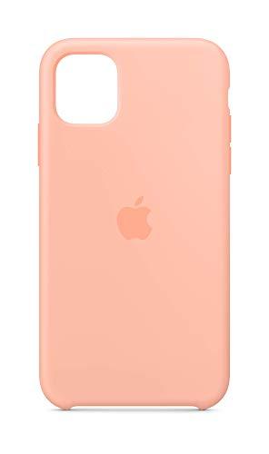 Apple Silikon Case (iPhone 11) - Grapefruit