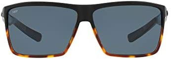 Costa Del Mar Men's Rincon Rectangular Sunglasses