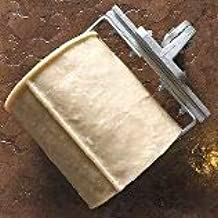 Walttools Concrete Stamp Roller Set for Decorative Borders (Old World Stone Tile) For Stamped Concrete & Overlay - Quick & Easy Way to Stamp Curves & Add Linear Features
