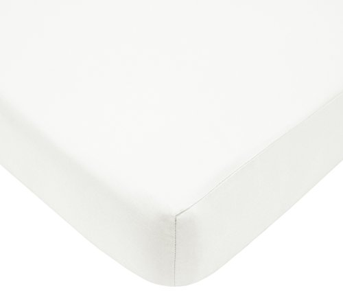 American Baby Company Fitted Crib Sheet - Natural