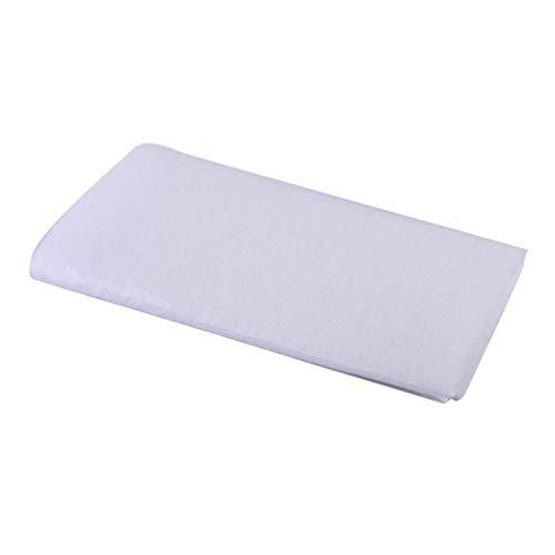 Home Afzuigkap Filter Mesh Film Keuken Oliefilterpapier Transparante, olieabsorberende papieren stickers Oliebestendige stickers Wit