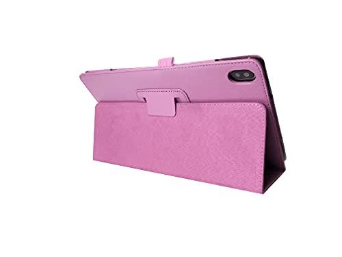 Lobwerk Funda protectora para Lenovo Tab P11 Pro TB-J706F TB-J706L 11,5 pulgadas, funda fina con función atril y función de encendido y apagado automático, color rosa