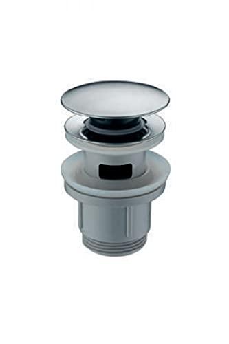 Valvula de Click Clack apta para lavabos y bides VCC009