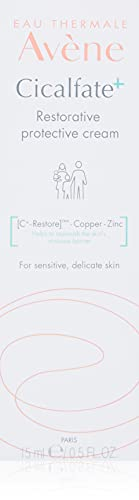 Avène Avene Cicalfate+ Akutpflege-Creme, 1er Pack(1 X 15 Milliliters)