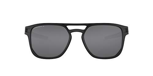 Oakley Herren 0OO9436 Sonnenbrille, Grau (Matte Black), 54