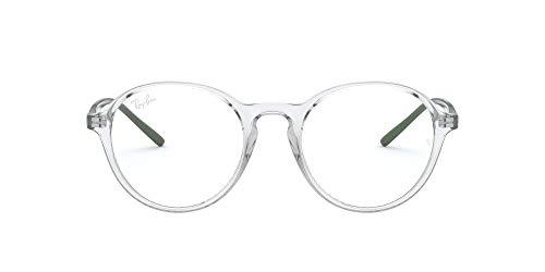 Ray-Ban RX7173 Gafas de lectura, Mehrfarbig, 51 Unisex Adulto