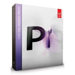 Adobe Premiere Pro Creative Suite CS5.5 5.5 para Windows