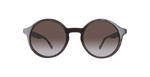 BOSS ORANGE BO0311S-WR9HA-53 Boss Orange Sonnenbrille BO0311S-WR9HA-53 Rund Sonnenbrille 52, Schwarz