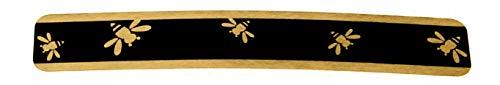 Germerott Bienentechnik 300 Stück Gewährverschluss Goldene Biene für Honig SELBSTKLEBEND