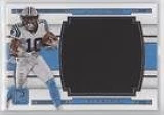 Curtis Samuel #34/99 (Football Card) 2017 Panini Pantheon - Mammoth Materials #MM-CS