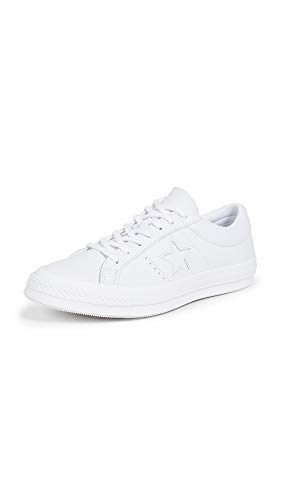 Converse Men's One Star Oxford Sneakers, White, 13 Medium US