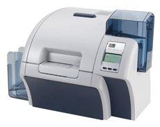 Kartendrucker Zebra ZXP Series 8, beidseitig, 12 Punkte/mm (300dpi), USB, Ethernet, Kartenzuführung, Laminierung (einseitig)