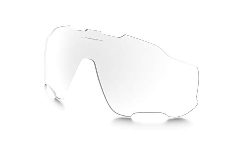 Oakley womens Aoo9290ls Jawbreaker Replacement Sunglass Lenses, Clear, 31 mm US