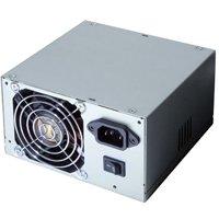 Antec Earthwatts EA 380 - Fuente de alimentación de 380W (80 Plus, ATX 12V 2.2, 230 V AC), Color Plateado