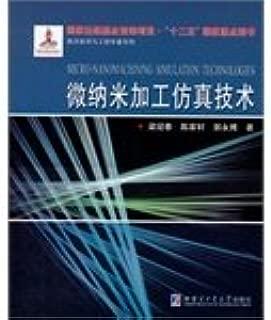 Micro and nano machining simulation technology(Chinese Edition)