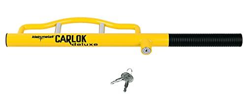 TierXXL.de Kleinmetall Carlok - Antifurto per auto con barra di blocco a bloster