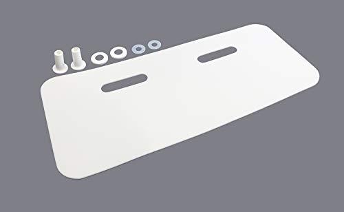 Schallschutz Set für Waschtisch 550 mm 1531921
