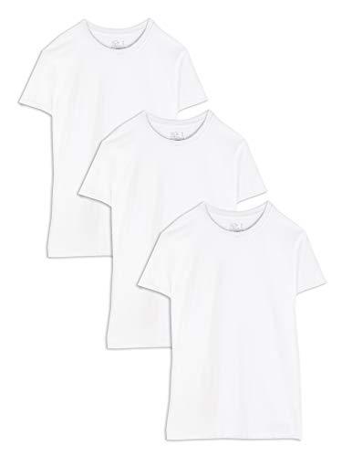 Fruit Of The Loom Men's Tall Tag-Free Underwear & Undershirts, Big Man - Crew - 3 Pack, 5X-Large