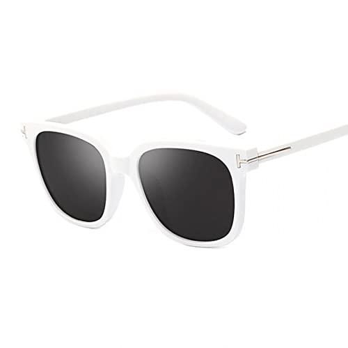 Tanxianlu Gafas de Sol Retro con Forma de Ojo de Gato para Mujer, de Marca de Lujo, Gafas de Ojo de Gato Negras, Elegantes Gafas de Sol Sexis de Boutique, Gafas Femeninas,S