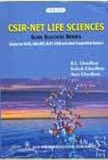 CSIR-net Life Science