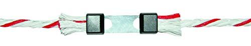 Litzclip Seilverbinder 6mm verzinkt, 10 Stück